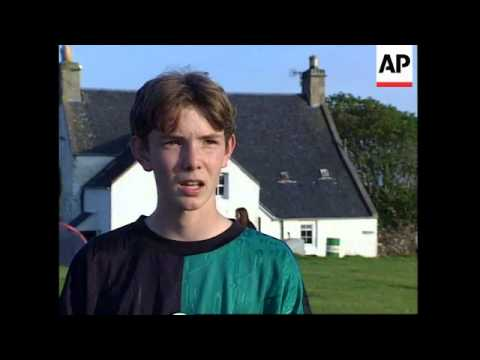 UK: AUCTION OF REMOTE SCOTTISH ISLAND UPDATE
