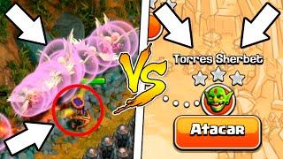 Clash Of Clans | O DESAFIO DA RAINHA ARQUEIRA INVENCÍVEL! IMPRESSIONANTE!