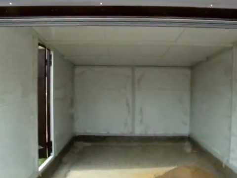 ✓Гараж из сэндвич-панелей | Построить гараж из панелей [Строй-Фрост]
