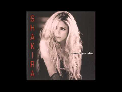 Песня Underneath Your Clothes (minus) - Shakira скачать mp3 и слушать онлайн
