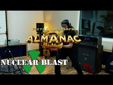ALMANAC - Writing & Recording 'Rush Of Death' (OFFICIAL TRAILER)