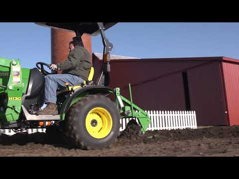 Frontier™ Livestock & Equine Equipment   John Deere US