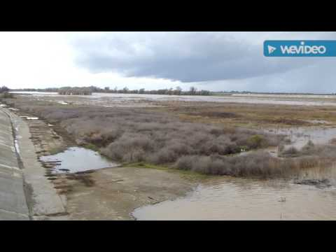 CA Dept of Water Resources to open Sacramento Weir