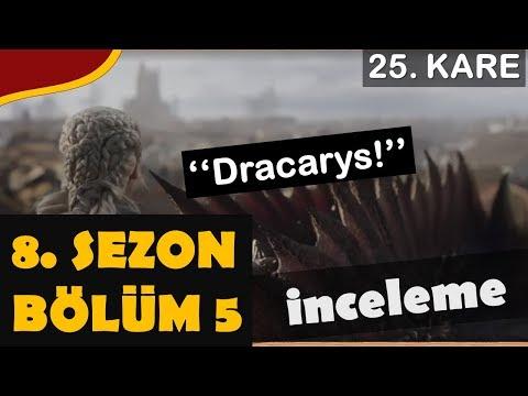 Game of Thrones 8. Sezon 5. Bölüm Analiz 1 - Savaşı Kim Kazandı?