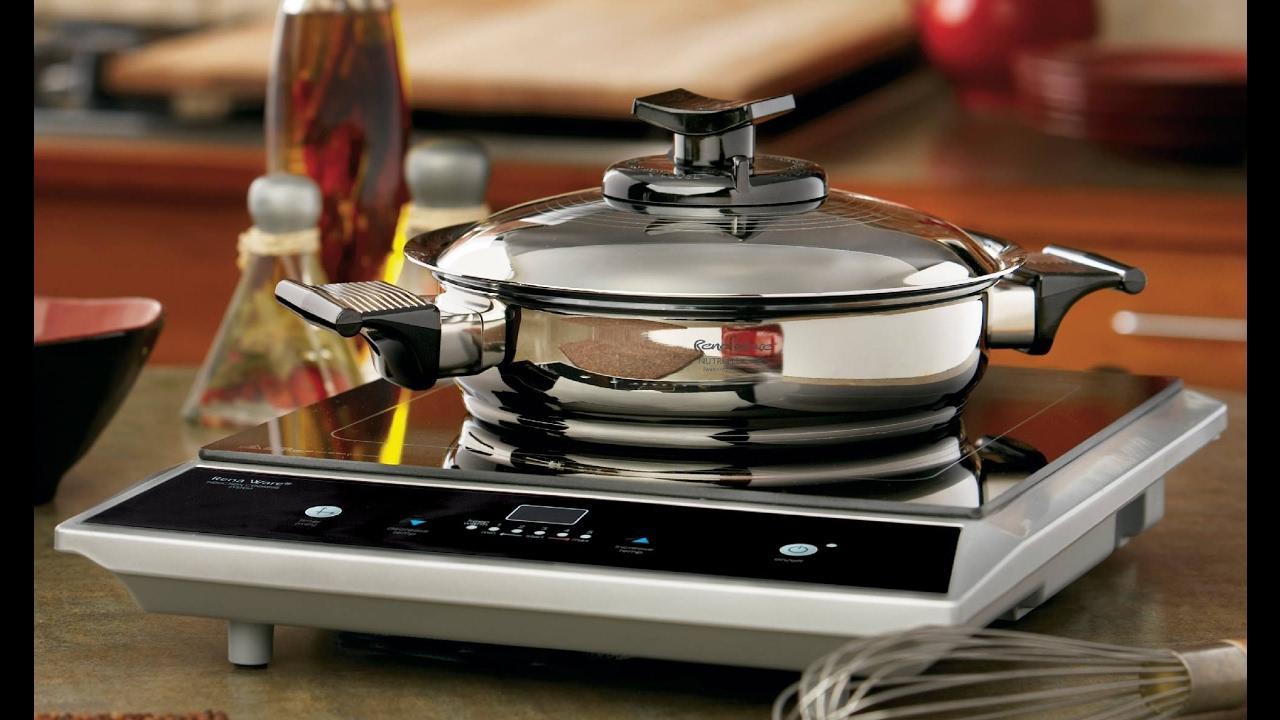 Cocina de inducci n rena ware video 2 de 2 youtube for Precios de utensilios de cocina rena ware