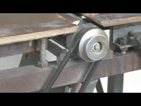 Как сделать фуговальный станок своими руками