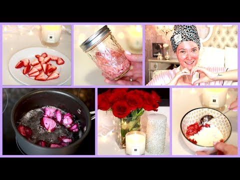 3 Homemade Beauty Treatments ♥ Valentine's Day Recycle!
