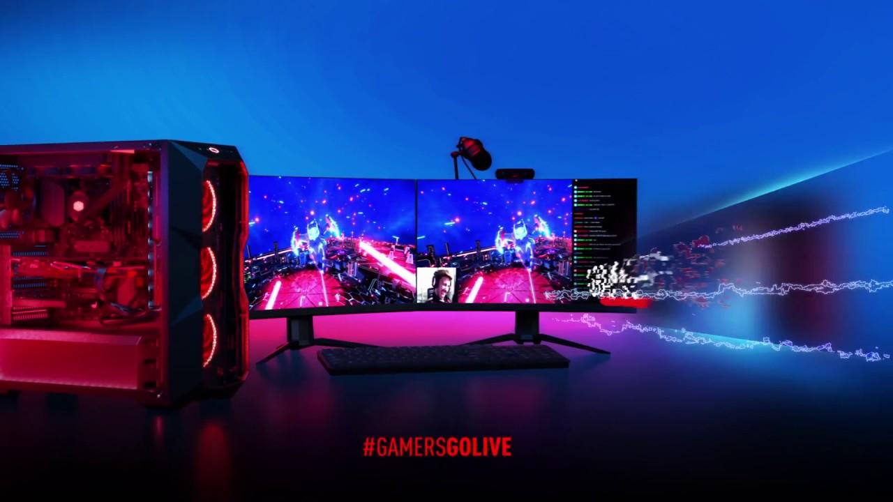 #Gamersgolive - Montez votre PC sans vous ruiner !