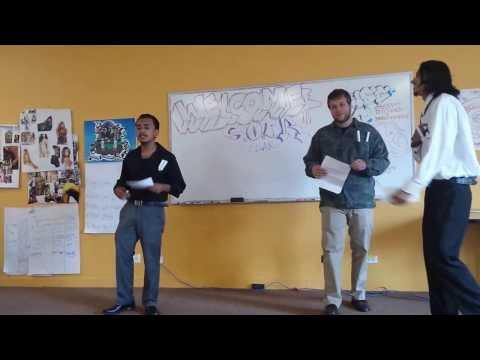 CPS Pilsen/Littel Village SOAR Center Student Rap