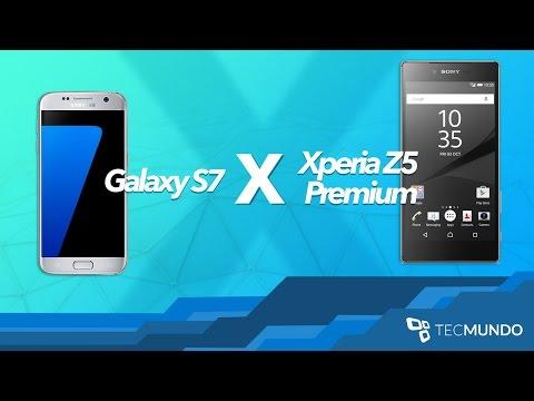 Comparativo Galaxy S7 X Xperia Z5 Premium: Qual é O Melhor Smartphone? - TecMundo
