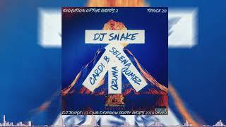 DJ Snake ft. Selena Gomez, Ozuna & Cardi B - Taki Taki (DJ Jorge113 Club Dembow Party Remix)