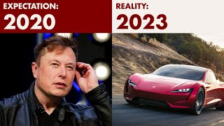 What Happened To The Tesla Roadster??