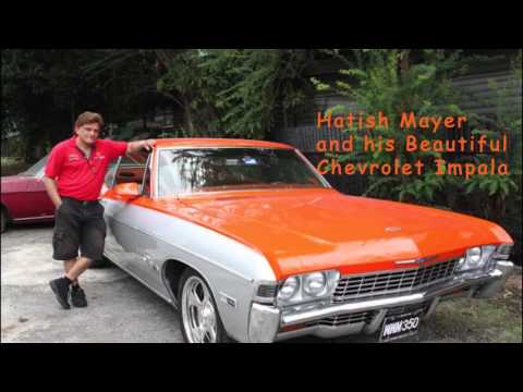 Hatish Mayer | Pioneer in Car Restoration and Customization
