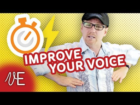 IMPROVE your singing voice INSTANTLY | 3 Singing Exercises