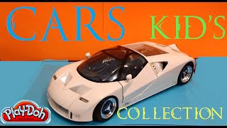 Kid's CARS collection,  playing kids channel