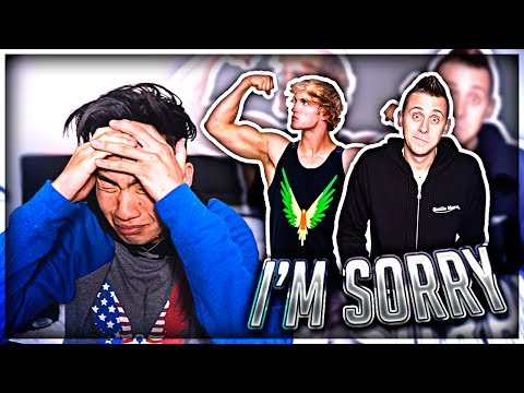 I'm Sorry Logan Paul and Roman Atwood (Emotional)