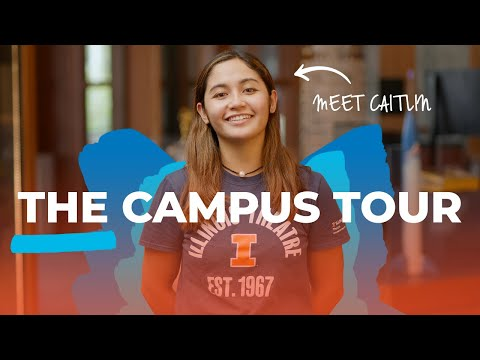 The Campus Tour | University of Illinois Urbana-Champaign (UIUC)