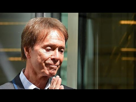 Cliff Richard wins court case against BBC