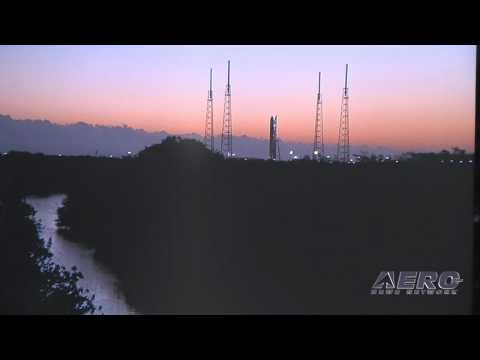 Aero-TV: SpaceX Status Report - Falcon9 Ready For Launch