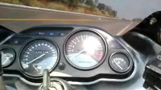 Força zx11 zzr1100 top speed ms