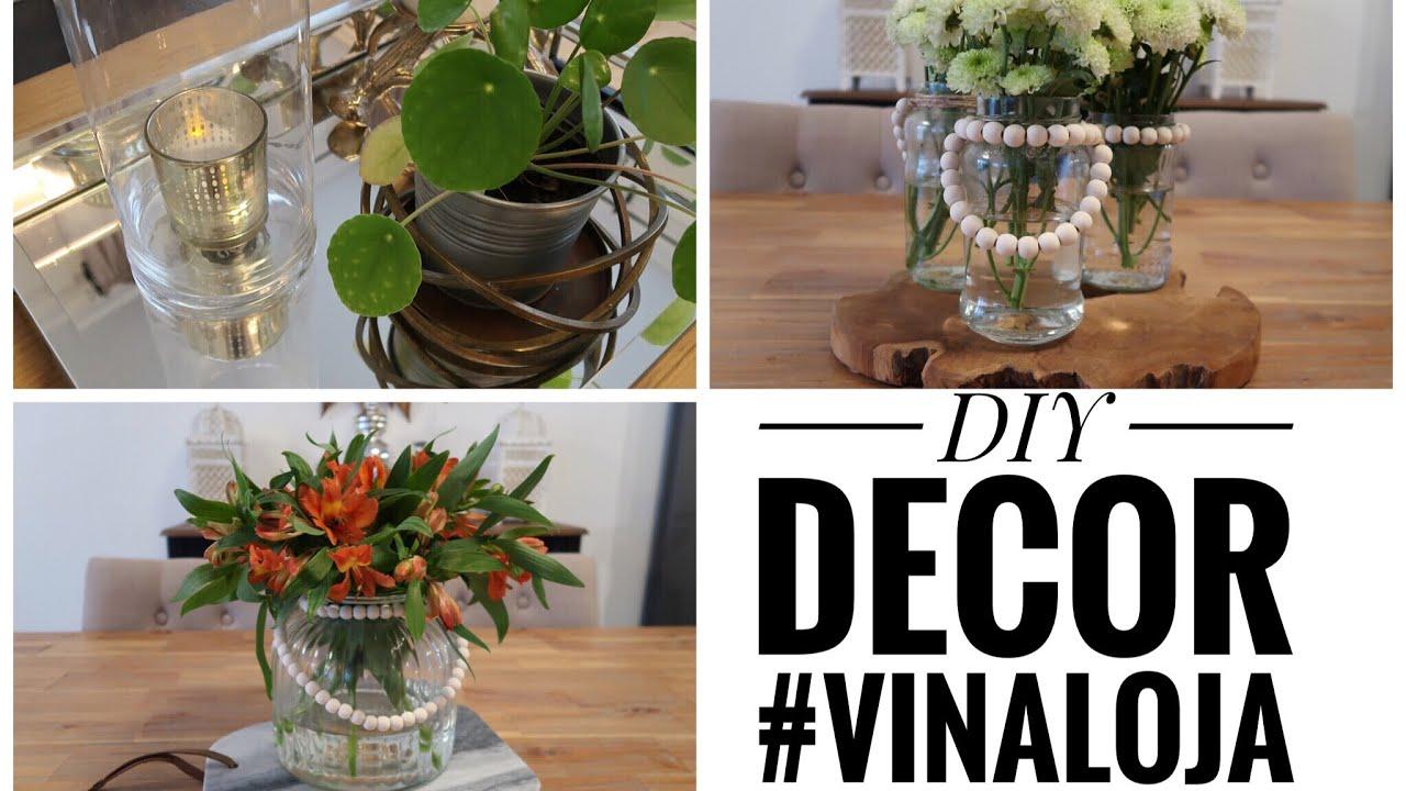 1b64ab75990 DIY - DECOR GASTANDO POUCO - vasos para flores-lanternas ou porta velas