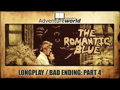 Romantic Blue (Longplay / Bad Ending): Part 4of4