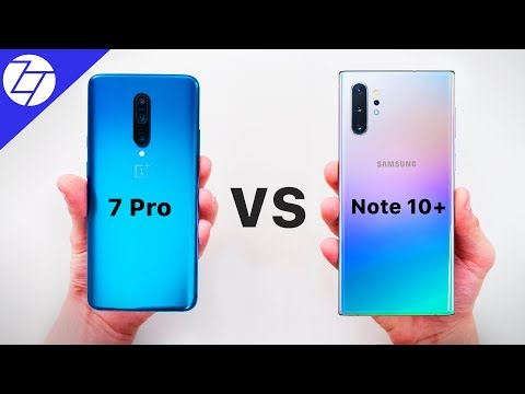 Samsung Galaxy Note 10 Plus vs OnePlus 7 Pro Which One to Get?