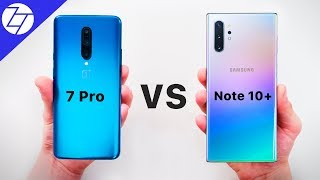 Samsung Galaxy Note 10 Plus vs OnePlus 7 Pro – Which One to Get?