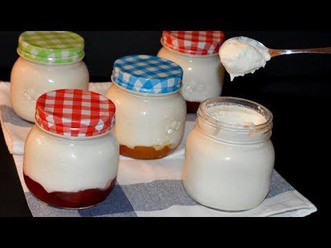 EASY Homemade Yogurt Recipe Without A Yogurt Maker