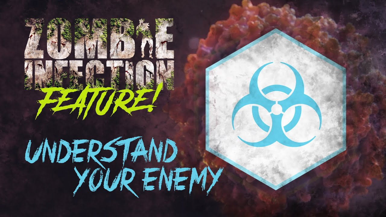 Feature: The Zombie Infection is coming...