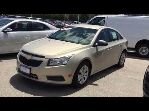 2012 Chevrolet Cruze 4dr Sdn LS+ Gold Mist Metallic 1SB Roy Nichols Courtice ON