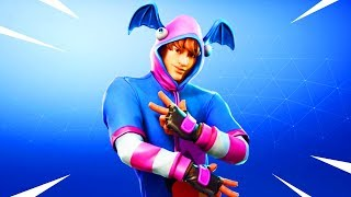 Where is The KPOP skin in Fortnite?