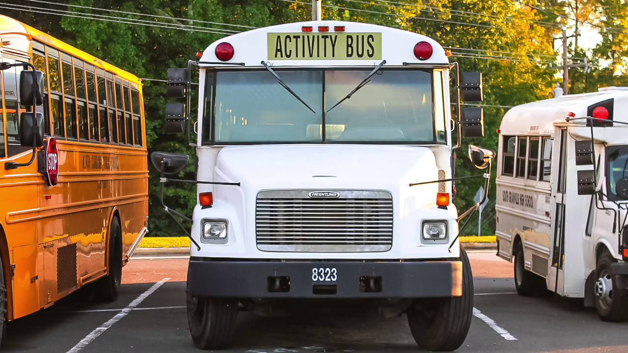 how to get school bus license in nc
