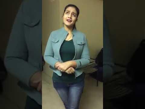 Anjusha Sharma In Canada