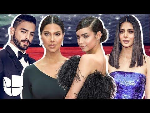 El Fashionómetro: estos fueron los mejores vestidos de Latin GRAMMY 2017