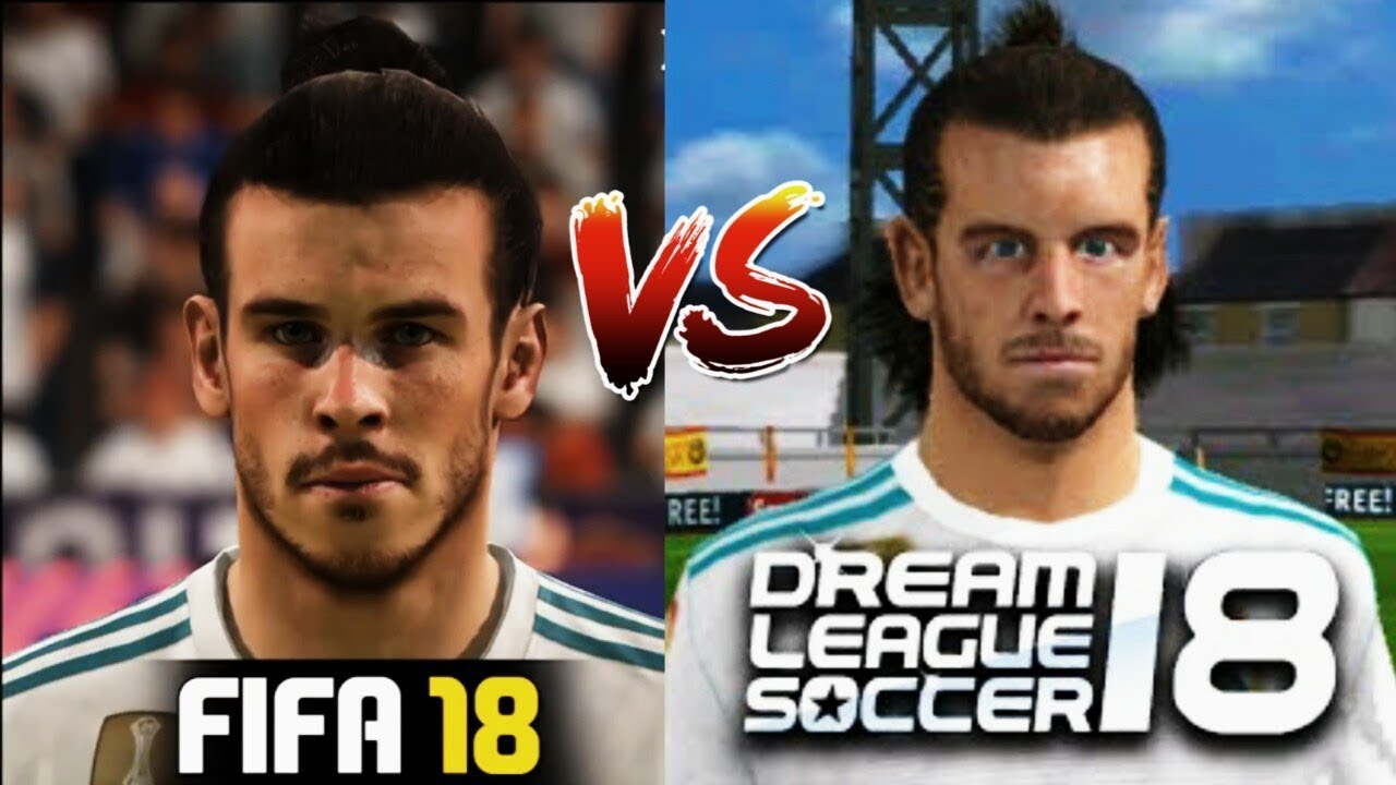 Dream league soccer vs fifa 18 klonaridis fifa 2018