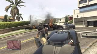 GTA V Online (PS3)   Killing Spree Pt.4