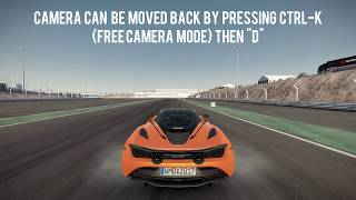 Project CARS 2 - How to improve the sense of speed