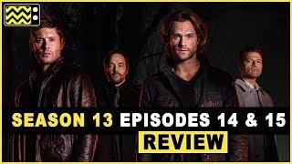 Supernatural Season 13 Episodes 14 & 15 Review & Reaction | AfterBuzz TV