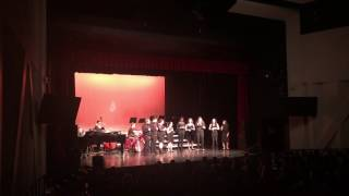 """UOP Vocal Jazz Ensemble   """"The Song Is You"""""""