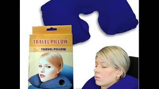 Обзор ортопедическая подушка для путешествий