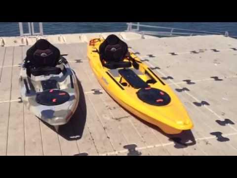 Feelfree Moken kayak