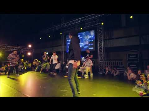 LES TWINS   BATTLE BEATBOX   Larry vs Little Shao
