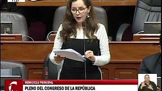 Sesión del Pleno 1/15 (30/01/19)