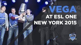 Как Вега выиграла ESL One New York [ENG SUBS]