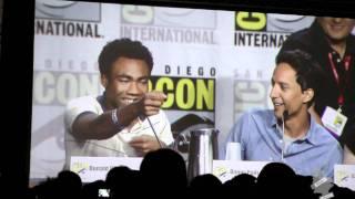 Comic-con 2011: Community Panel (Part 3) - Q&A