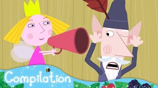 Ben and Holly's Little Kingdom | Best of Wise old Elf | 1 Hour Compilation | HD Cartoons for Kids