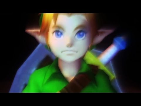 THE LEGEND OF ZELDA Majora's Mask 3D Gameplay