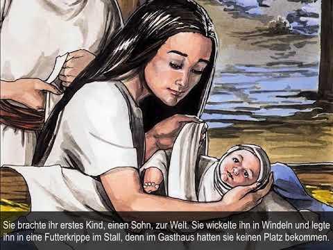 Lukas 2, 1-20