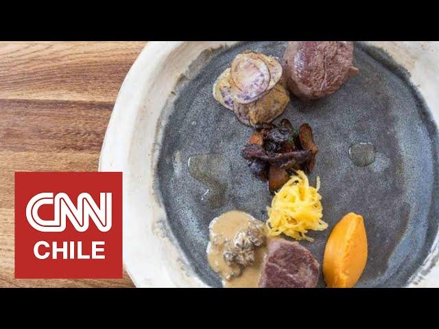 El restaurante que presenta un menú de degustación que va a la vanguardia